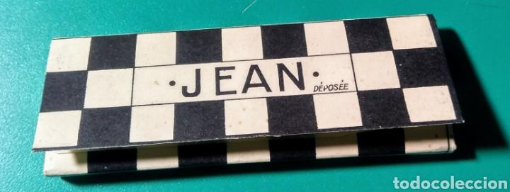 Papel de fumar: Antiguo papel de fumar. Jean n° 5. - Foto 2 - 182433878