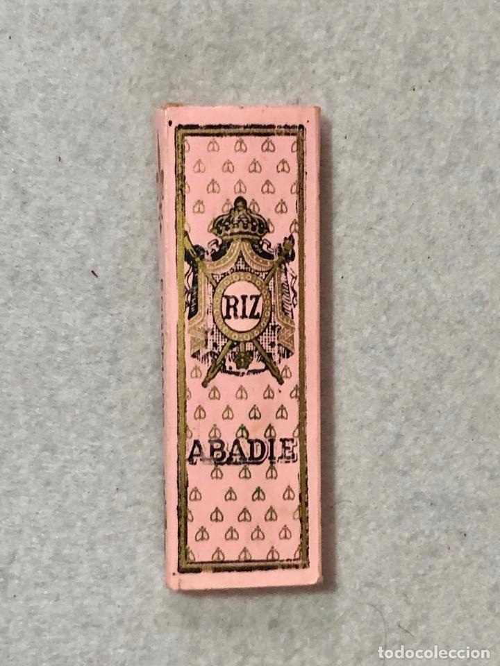 Papel de fumar: 3 paquetes de papelillos Abadie - Foto 4 - 187175413