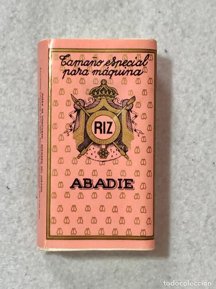 Papel de fumar: 3 paquetes de papelillos Abadie - Foto 5 - 187175413