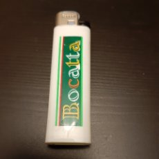 Papel de fumar: MECHERO BOCATTA AÑOS 80. Lote 191201533