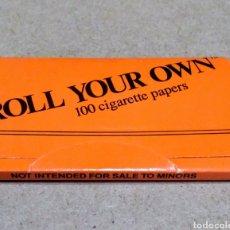 Papel de fumar: PAPEL DE FUMAR L LACROIX FILS. Lote 191516192
