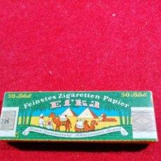 Papel de fumar: LIBRITO PAPEL DE FUMAR * EFKA *. Lote 191706468