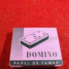 Papel de fumar: LIBRITO PAPEL DE FUMAR* DOMINO *. Lote 191708343