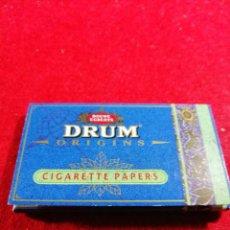 Papel de fumar: LIBRITO PAPEL DE FUMAR * DRUM *. Lote 191708507