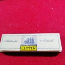 Papier à rouler: LIBRITO DE PAPEL DE FUMAR * CLIPPER *. Lote 191725198