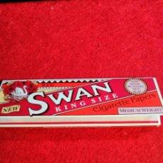 Papel de fumar: LIBRITO DE PAPEL DE FUMAR * SWAN *. Lote 191727237