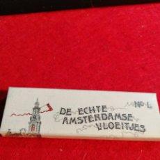 Papel de fumar: LIBRITO DE PAPEL DE FUMAR * VASTRERADEN *. Lote 191727642