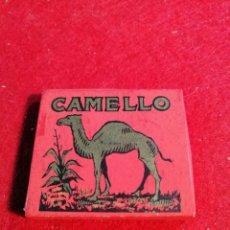 Papel de fumar: LIBRITO DE PAPEL DE FUMAR . * CAMELLO *. Lote 191730310