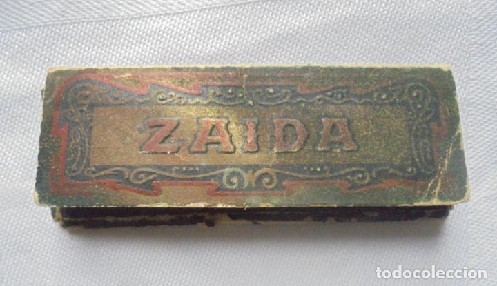 Papel de fumar: Vintage papel de fumar Zaida - Foto 2 - 191741170