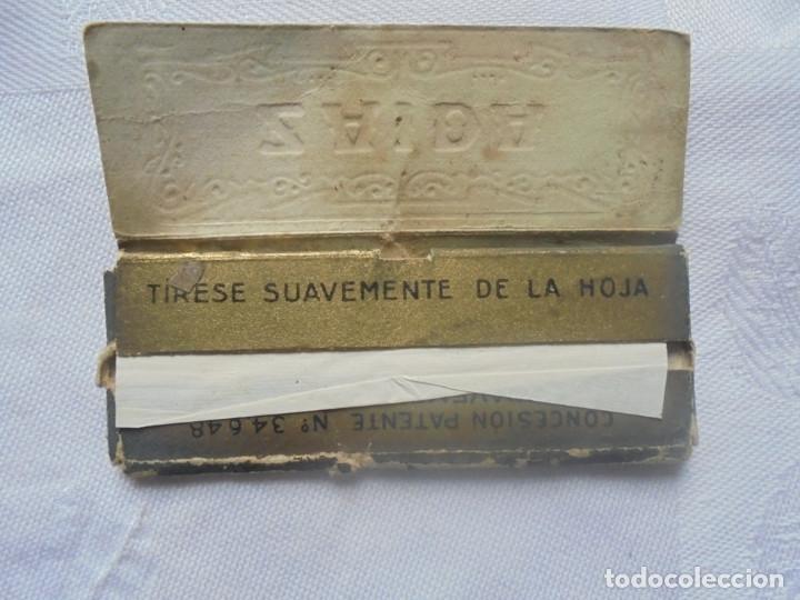 Papel de fumar: Vintage papel de fumar Zaida - Foto 3 - 191741170
