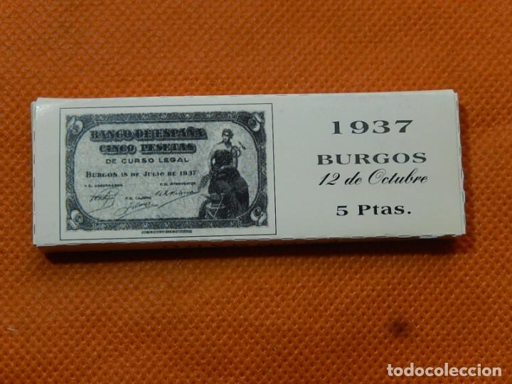 Papel de fumar: 10 libritos de papel de fumar. Billetes antiguos. - Foto 11 - 194337771