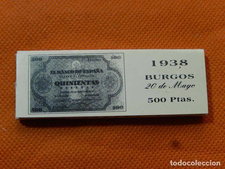 Papel de fumar: 10 libritos de papel de fumar. Billetes antiguos. - Foto 17 - 194337771