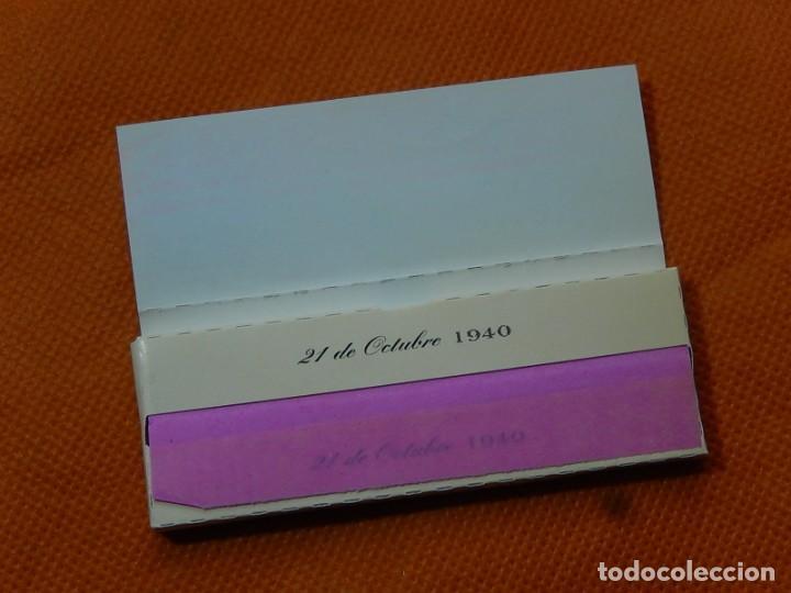 Papel de fumar: 10 libritos de papel de fumar. Billetes antiguos. - Foto 24 - 194337771