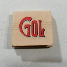 Papel de fumar: PAPEL DE FUMAR GOL. Lote 195150520