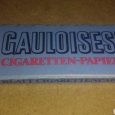 Papel de fumar: PAPEL DE FUMAR GLAULOISES GIZEH. Lote 197222096