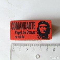 Papel para cigarros: ROLLITO DE PAPEL DE FUMAR COMANDANTE CHE GUEVARA MADE IN SPAIN. Lote 200851102