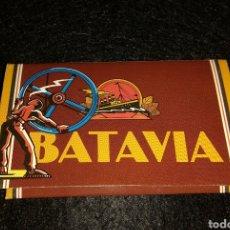 Papel de fumar: PAPEL DE FUMAR BATAVIA. Lote 201302658
