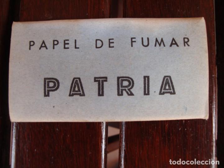 PATRIA (Coleccionismo - Objetos para Fumar - Papel de fumar )
