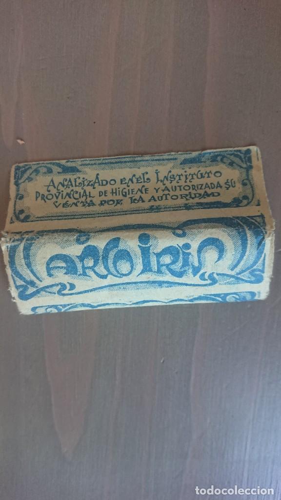 PAPEL DE FUMAR ARCO IRIS (Coleccionismo - Objetos para Fumar - Papel de fumar )