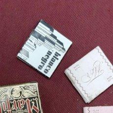 Papel de fumar: LOTE PAPEL DE FUMAR... LIBRITOS. Lote 216976777