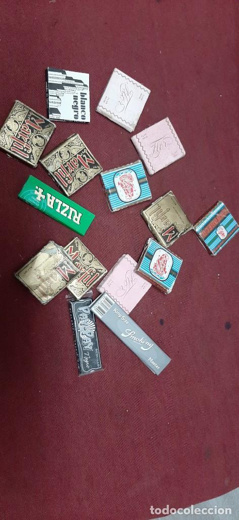Papel de fumar: LOTE PAPEL DE FUMAR... LIBRITOS - Foto 2 - 216976777