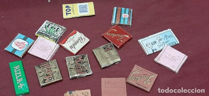 PAPEL DE FUMAR... LIBRITOS... (Coleccionismo - Objetos para Fumar - Papel de fumar )
