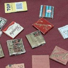 Papel de fumar: PAPEL DE FUMAR... LIBRITOS.... Lote 217016712