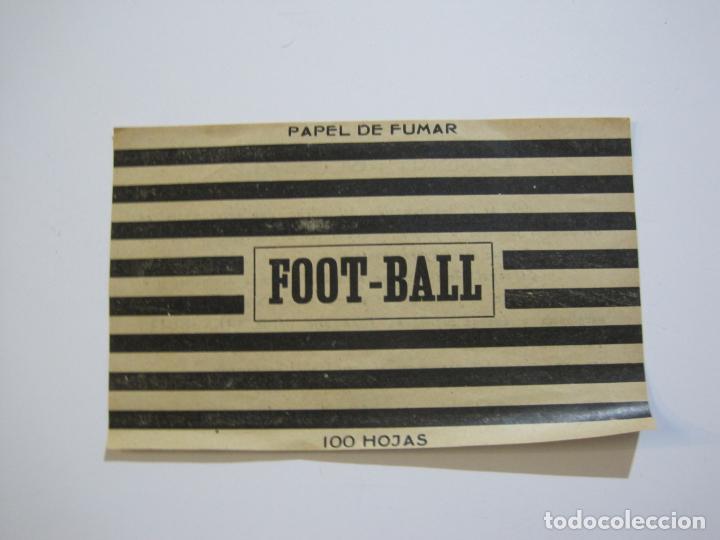 ENVOLTORIO PAPEL DE FUMAR-FOOT BALL-JOSE LAPORTA-VER FOTOS-(K-488) (Coleccionismo - Objetos para Fumar - Papel de fumar )