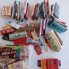 Papel de fumar: 110 LIBRITOS DE PAPEL DE FUMAR !!! 12 APROX SON REPETIDOS. Lote 219082333