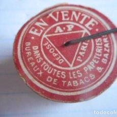 Papel de fumar: RARO ROYO DE PAPEL. Lote 221812287