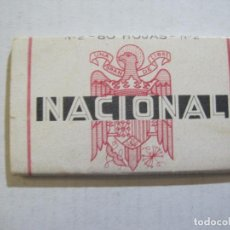 Papel de fumar: ESPAÑA-NACIONAL-PAPEL DE FUMAR PARA CIGARRILLOS-VER FOTOS-(K-813). Lote 221962112