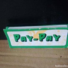 Papel de fumar: PAY-PAY PAPEL DE FUMAR PASCUAL IVARRA ALCOY. Lote 224950300