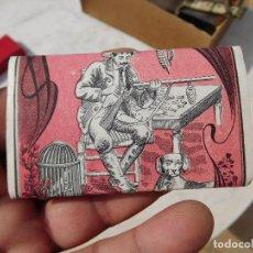 Papel de fumar: PAPEL DE FUMAR EL CAZADOR. MIGUEL BOTELLA Y HNO. ALCOY. Lote 254412420