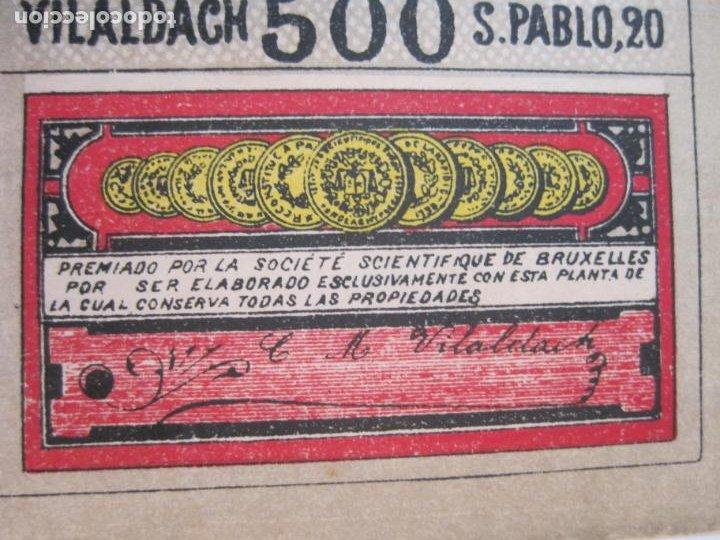 Papel de fumar: PAPEL DE FUMAR JARAMAGO-C.M. VILALDACH-VER FOTOS-(80.009) - Foto 5 - 258754505