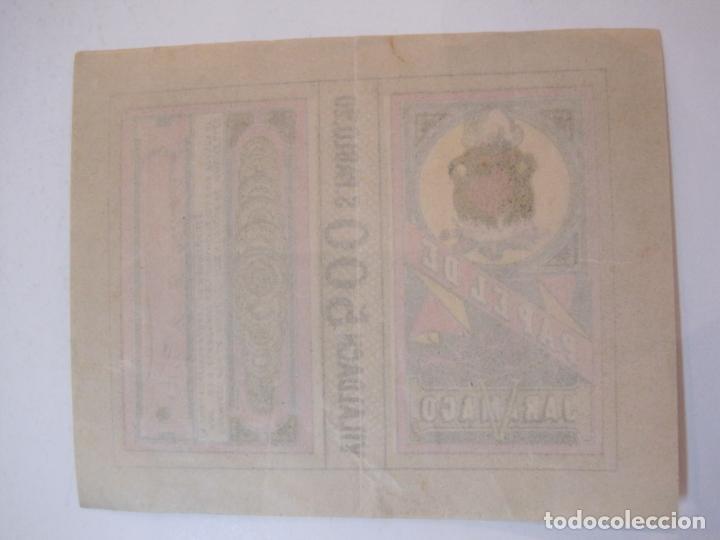 Papel de fumar: PAPEL DE FUMAR JARAMAGO-C.M. VILALDACH-VER FOTOS-(80.009) - Foto 6 - 258754505