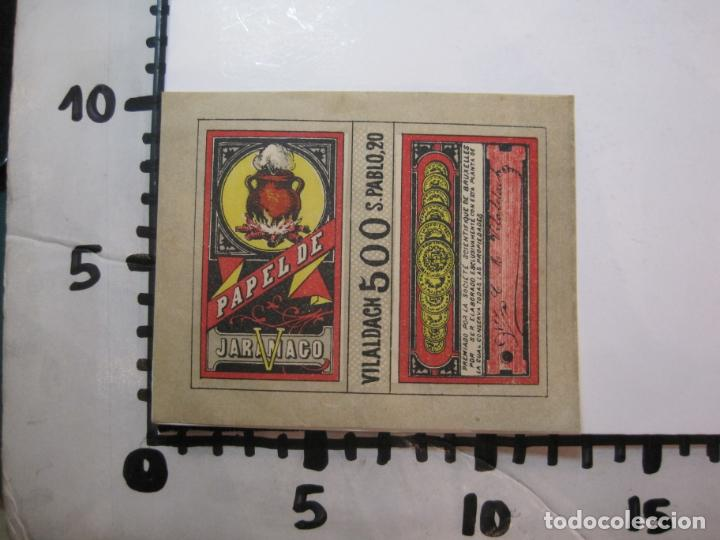 Papel de fumar: PAPEL DE FUMAR JARAMAGO-C.M. VILALDACH-VER FOTOS-(80.009) - Foto 7 - 258754505