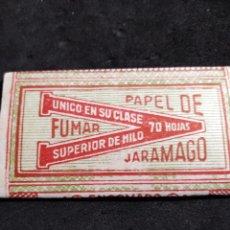 Papel de fumar: PAPEL DE FUMAR * JARAMAGO ALADIA * NUEVO. Lote 277154693