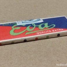 Papel de fumar: PAPEL FUMAR EVA ITALIA , AÑOS 1940,S. Lote 293875053