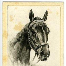 Collectionnisme Papier buvard: GRAN SECANTE PUBLICIDAD, CABALLO , ILUSTRADOR R. H. PALENSKE, CALENDARIO 1946 ,SEC337. Lote 20874251
