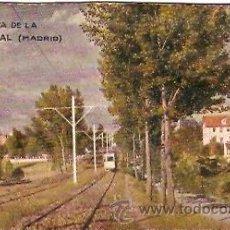 Colecionismo Mata-borrão: SECANTE UNA VISTA DE LA CIUDAD LINEAL MADRID. Lote 11869093