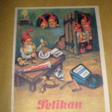 Coleccionismo Papel secante: SECANTE PELIKAN. Lote 20440953