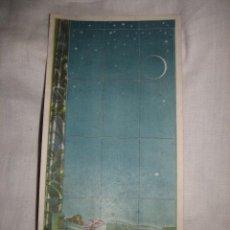 Coleccionismo Papel secante: FANODORMO SUEÑO NATURAL E.MERCK-DARMSTADT. Lote 15978446