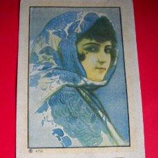 Coleccionismo Papel secante: CALELLA - EMILIO NUALART FONT . Lote 27249483