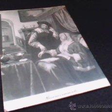 Coleccionismo Papel secante: RECONOCIMIENTO. PAPEL SECANTE USADO.. Lote 25299417
