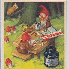 Coleccionismo Papel secante: PAPEL SECANTE PELIKAN 1916 R. Lote 27796251