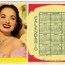 Coleccionismo Papel secante: PAPEL SECANTE CALENDARIO 1957. Lote 28946527