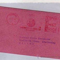 Coleccionismo Papel secante: SECANTE CIRCULADO CON TIMBRE MECÁNICO. LABORATORIOS ROBERT. MADRID. HIPOFOSFITOS ROBERT.. Lote 33632031