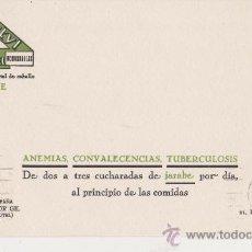 Coleccionismo Papel secante: HEMOSTYL .LABORATORIOS AMOR GIL-MADRID. Lote 34233257