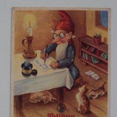 Coleccionismo Papel secante: PAPEL SECANTE PELIKAN Nº 1577 CON PUBLICIDAD. USADO. Lote 35133032