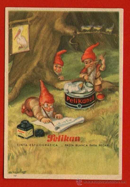 SECANTE PELIKAN - Nº 947 - BIEN CONSERVADO Y SIN USAR (Coleccionismo - Papel Secante)